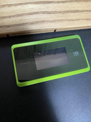 UQ WiMAX をSIMのみで契約してみた(WiMAXセットアップ編)